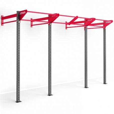 Estructura Rack para pared 275x420cm