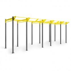 Estructura Rack central 275x720cm