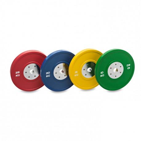 Disco Bumper Competición 51mm Color