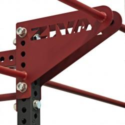 Estructura Rack para pared 275x720cm