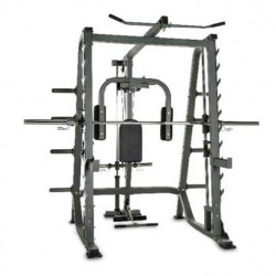 Rack squat - Jaula para sentadillas