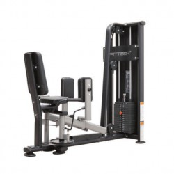 FFittech Power Gym - Abductor y aductor