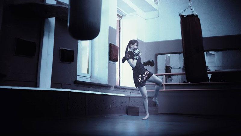 Como elegir un saco de boxeo